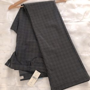 NWT Smart Set Plaid Dress Pants